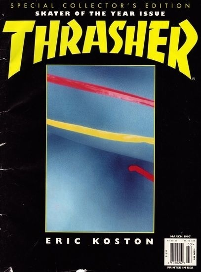 17 Best Images About Thrasher Magazine Covers On Pinterest