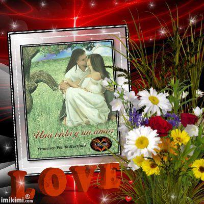 Un vuelo de amor con UNA VIDA Y UN AMOR @KOKOROALMA no te lo pierdas en tu domicilio dedicado por el Autor http://kokoroalmapoesia.blogspot.com.es/p/mi-libro.html