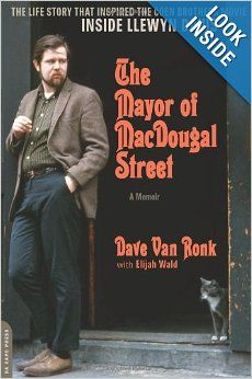 The memories of Dave Van Ronk, a leading guitarist in the '60's, during the folk revival in the Village, NYC. Told with humor. A good read even if you were not even thought of at that time.