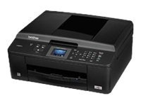 Brother MFC-J425W Inkjet Multifunction Printer - Color - Photo Print - Desktop (Printer, Copier, Scanner, Fax - 33 ppm Mono/26 ppm Color Print - 1200 x 6000 dpi Print LCD - 1200 dpi Optical Scan - 100 sheets Input - Wi-Fi - USB)  lowest price $69.99 average rating 3.8/5 stars