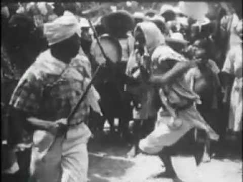 1945 Documentary footage of Haitian Voodoo ceremonies.  Real Voodoo Rituals
