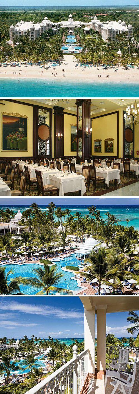 Het vijfsterren Hotel Riu Palace Punta Cana is een gezellig (familie)hotel nabij Bávaro op de Dominicaanse Republiek. Komt tot rust aan het zwembad, laat kinderen plezier maken bij de miniclub en geniet met het hele gezin onbeperkt van eten & drinken dankzij de all inclusive formule!