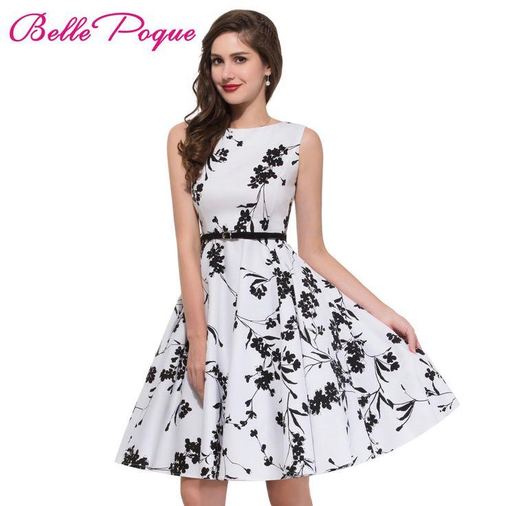 Women 2XL 3XL Plus size Vintage Dress Rockabilly Dresses 2017 Women Red Audrey Hepburn Dress Summer Polka dot Swing Vestidos
