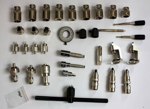 35pcs full set common rail injectors repair tools