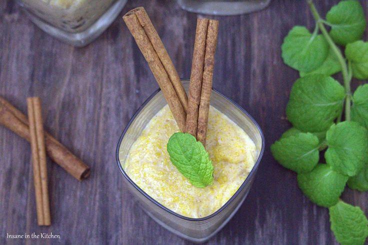 Kubanisches Maisgrieß-Dessert mit Frischkäse ~ Eine kulinarische Entdeckungsreise