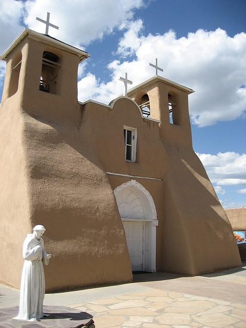 San Fransisco de Asis - Taos, NM