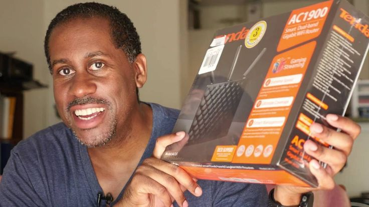 World's Fastest Router Under $100 The Tenda AC1900 Router Review Setup &...