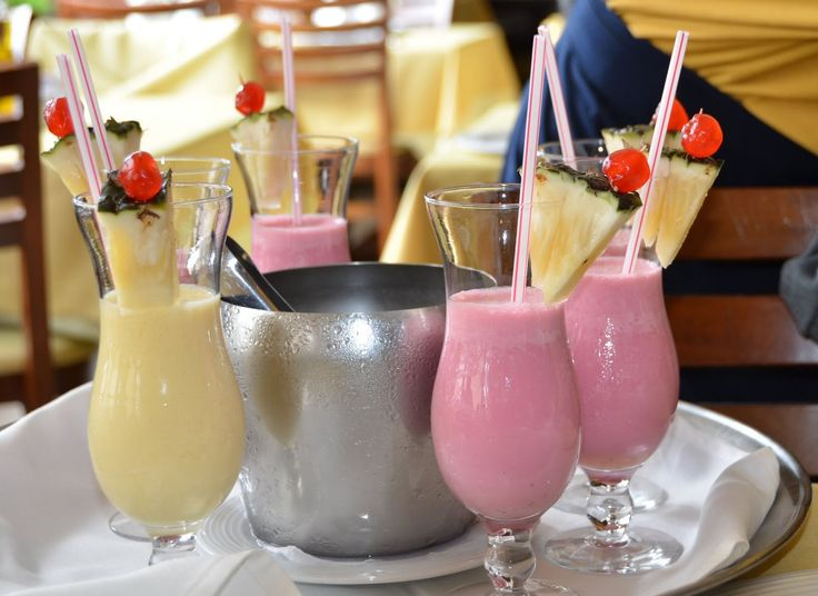Nada como um bom drink para deixar aquela reunião ainda mais descontraída…