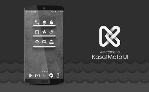 KasatMata UI Icon Pack Theme- screenshot thumbnail