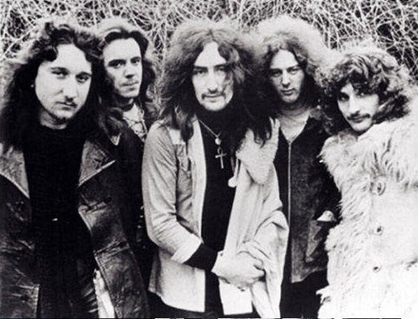 Uriah Heep 1971