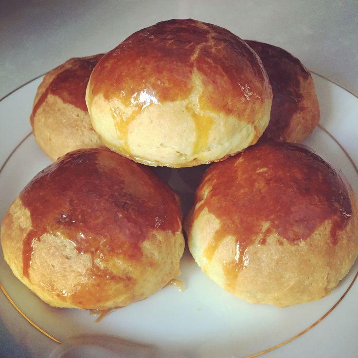 Patatesli Kıymalı Poğaça 😋😋 ig => egeli_mutfagim