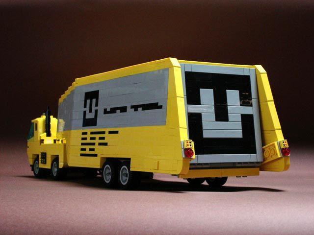 イメージ16 - レゴで、ITC作品メカを増殖中!【Part-II】の画像 - 特撮 プロップス 倉庫 - Yahoo!ブログ