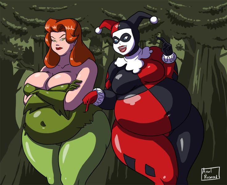 Bbw Harley Quinn  No More Skinny Girls 2 - Ep 2 - Harley -4225