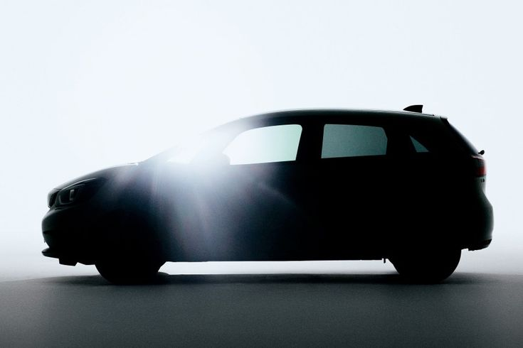 Honda Jazz (2020): first official photo