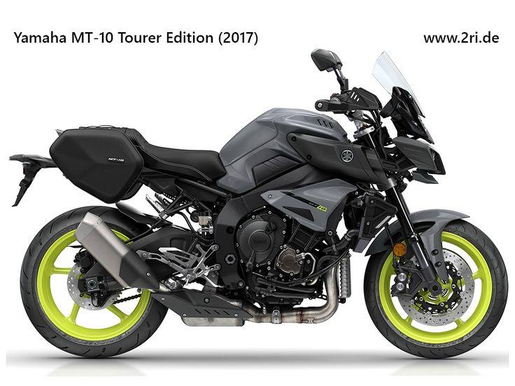 "Yamaha MT-10 ""Tourer Edition"" (2017)"