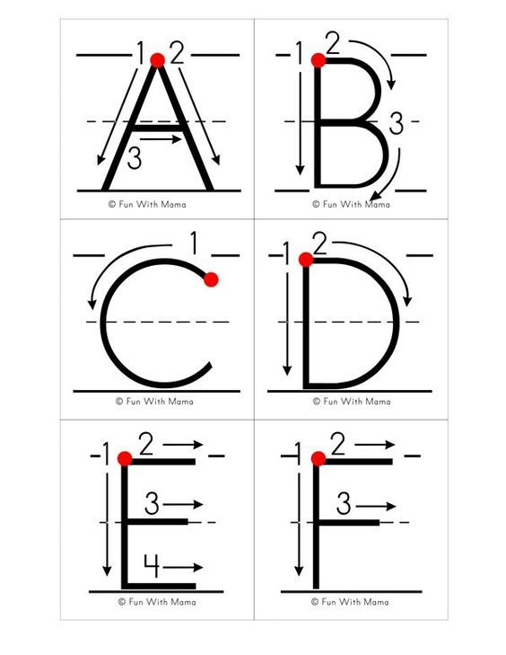 These alphabet letter formation and writing practice cards a great alternative to alphabet handwriting worksheets. This is a great activity to add to your printable alphabet letter crafts of the week. You can focus on each letter your preschooler or toddler is learning. By adding some colorful paint your preschooler will have some hands on mess free fun! Alphabet Letter Formation Cards My 3 year old daughter is currently working on learning her alphabet letters. Materials Required: Please…