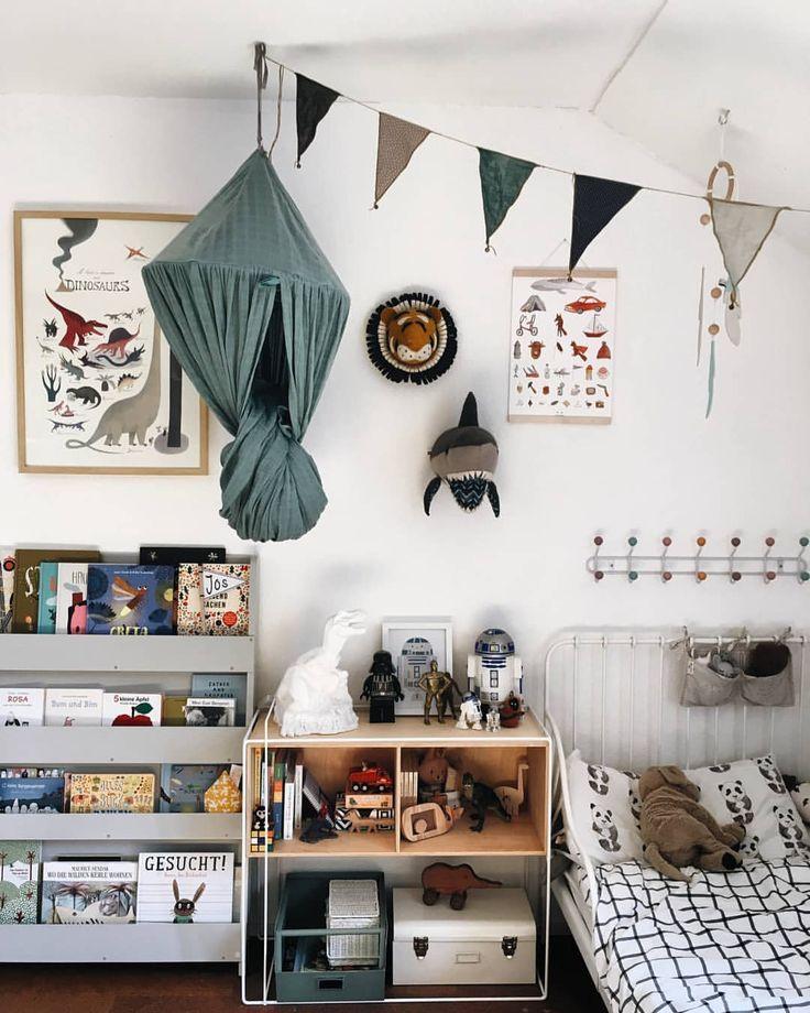 Guten Morgen Wir Sind Wach Seit 5 Uhr Aber Hey Morgen Sind Doch Pfingstferien Lowenk Kids Room Inspiration Big Boy Bedrooms Kids Interior