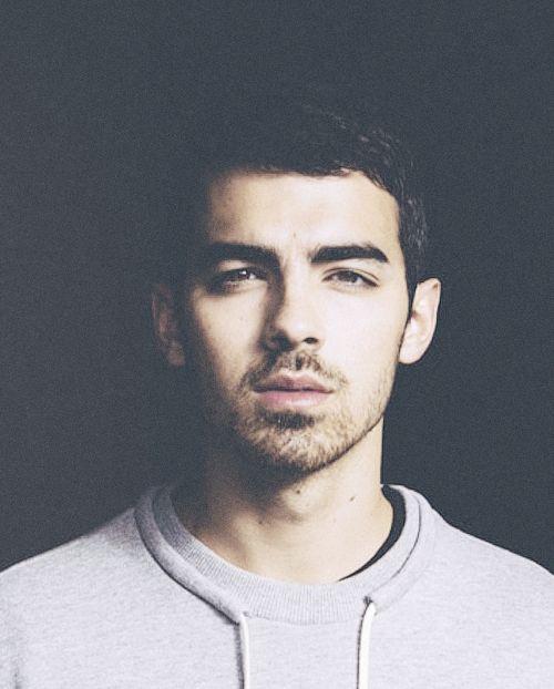 Joe Jonas photo shoot for Nylon Guys Magazine