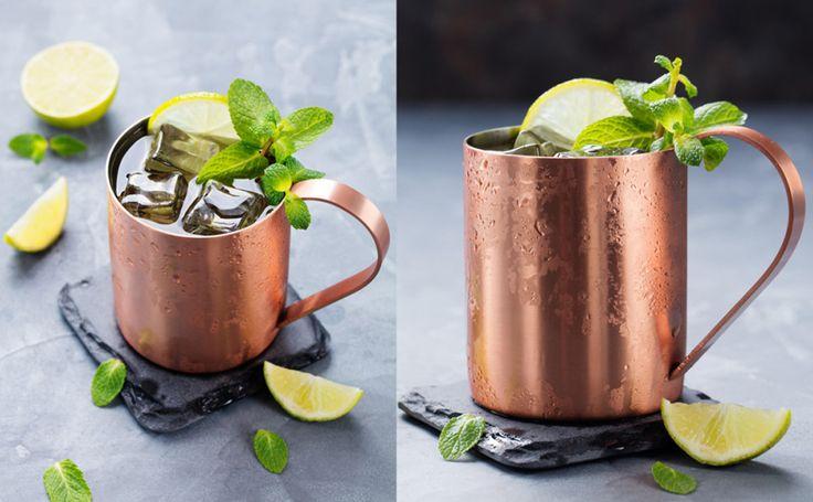Moscow mule: Recept på trendigaste drinken just nu
