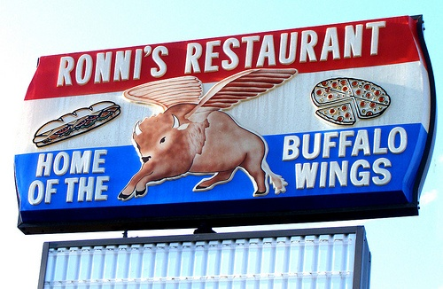 Hands down - the best pizza and wings EVER.... i dare you to find something better