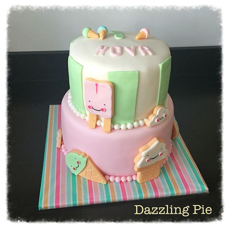IJsjestaart made by Dazzling Pie