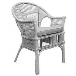 Luzinda Indoor Rattan Chair