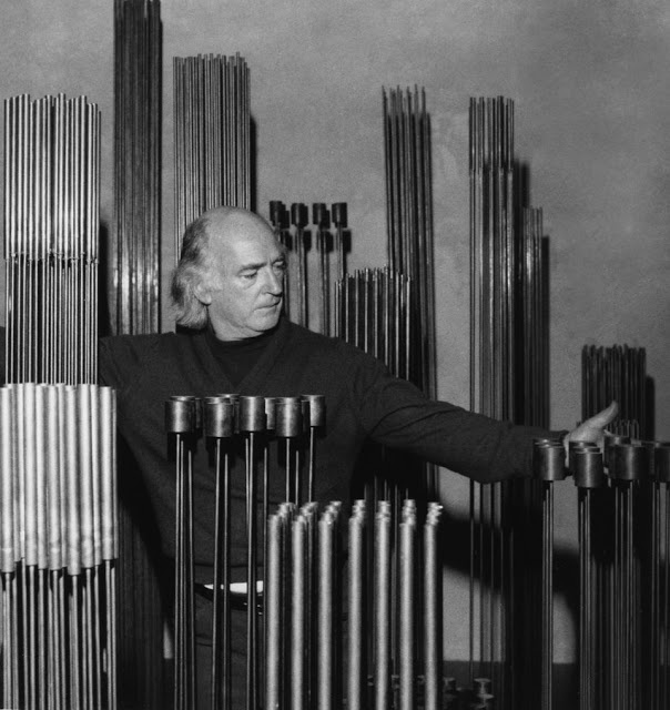 Harry Bertoia Spectacular musical instruments