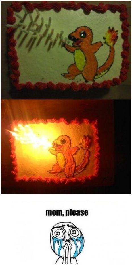 23 birthdayKids Birthday, Pokemon, Dragons Birthday, Dragons Cake, Charmander Cake, Cake Ideas, Birthdaycake, Awesome Cake, Birthday Cakes