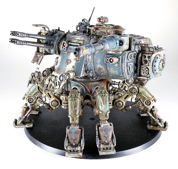 Onager Dunecrawler conversion
