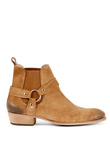 Men | Men  | East Harness Suede Boots | Hudson's Bay