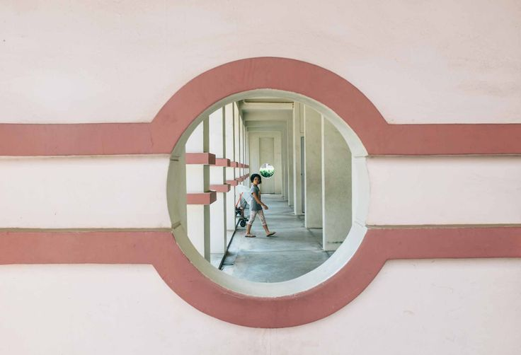 Local photographer Elephnt talks about his photo-book that explores lookout points at the void decks of Housing Development Board (HDB) blocks.