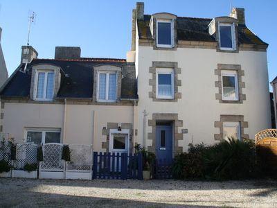 Location vacances maison Guilvinec: grande maison de pêcheurs proche plages et commerces