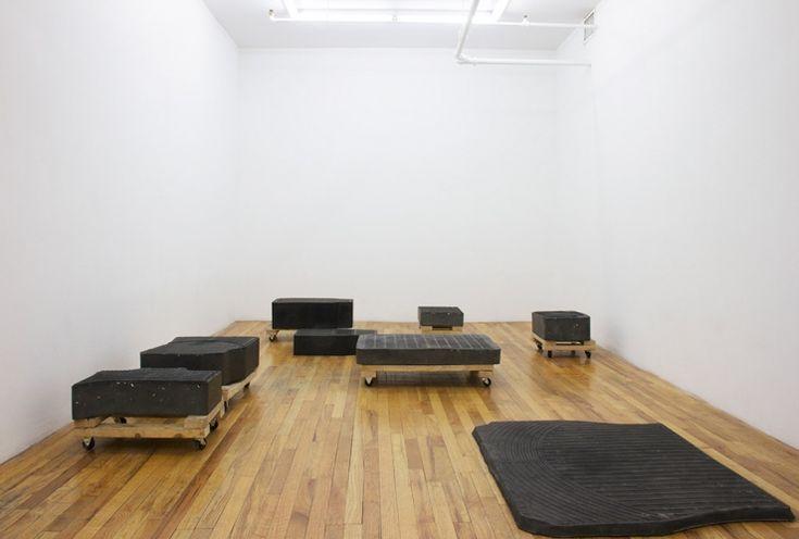 Carrey Denniston , Untitled (mats), 2014