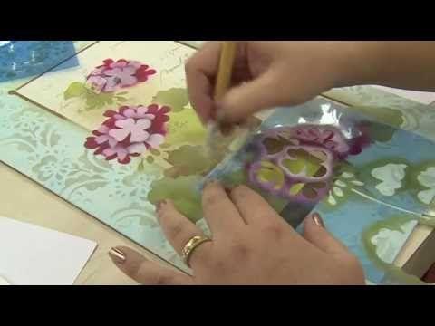 Ateliê na TV - Rede Brasil - 30.06.16 - Mayumi Takushi - YouTube