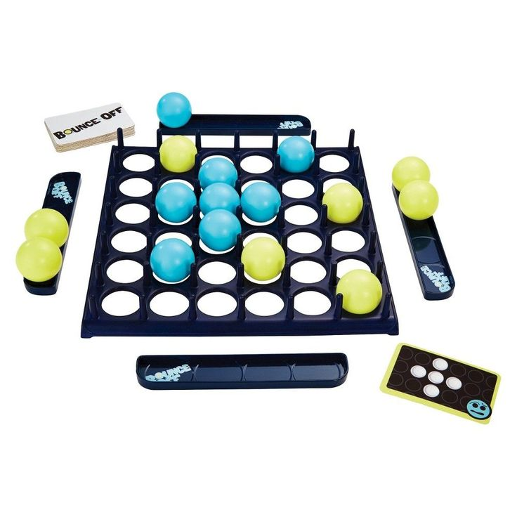 Bounce-Off Game, Board Games