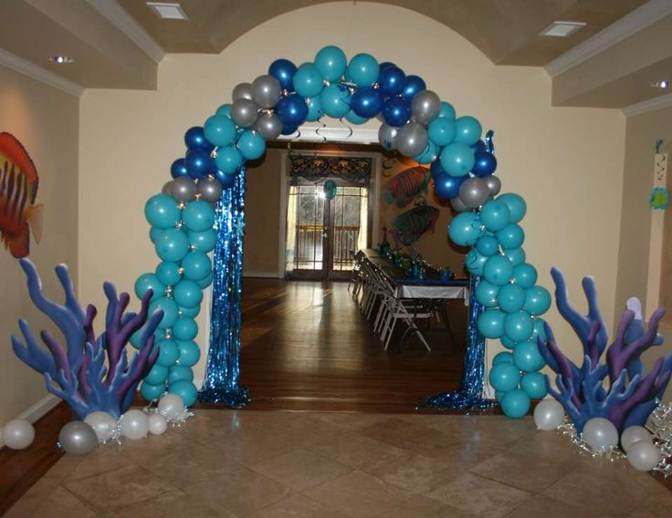 "Under the Sea / Dance ""Enchantment Under the Sea Dance"" 
