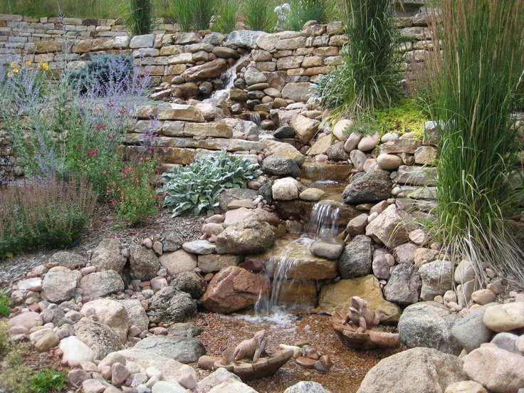 147 best backyard streams images on pinterest