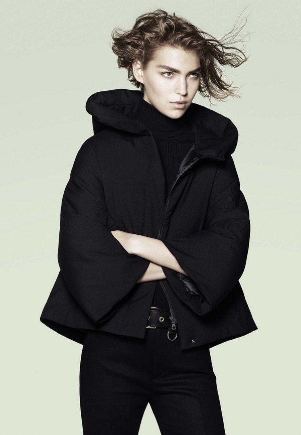 Jil Sander for Uniqlo / Fall 2011. Just goes to show that good styling is good styling. Still on trend and absolutely wearable