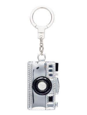 steal the spotlight keychain - kate spade new york