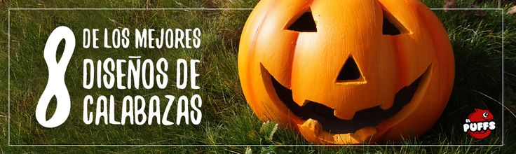 http://elpuffs.tumblr.com/post/132241617769/es-la-gran-calabaza-charlie-brown-hoy-nos #Halloween #Pumpkin #design