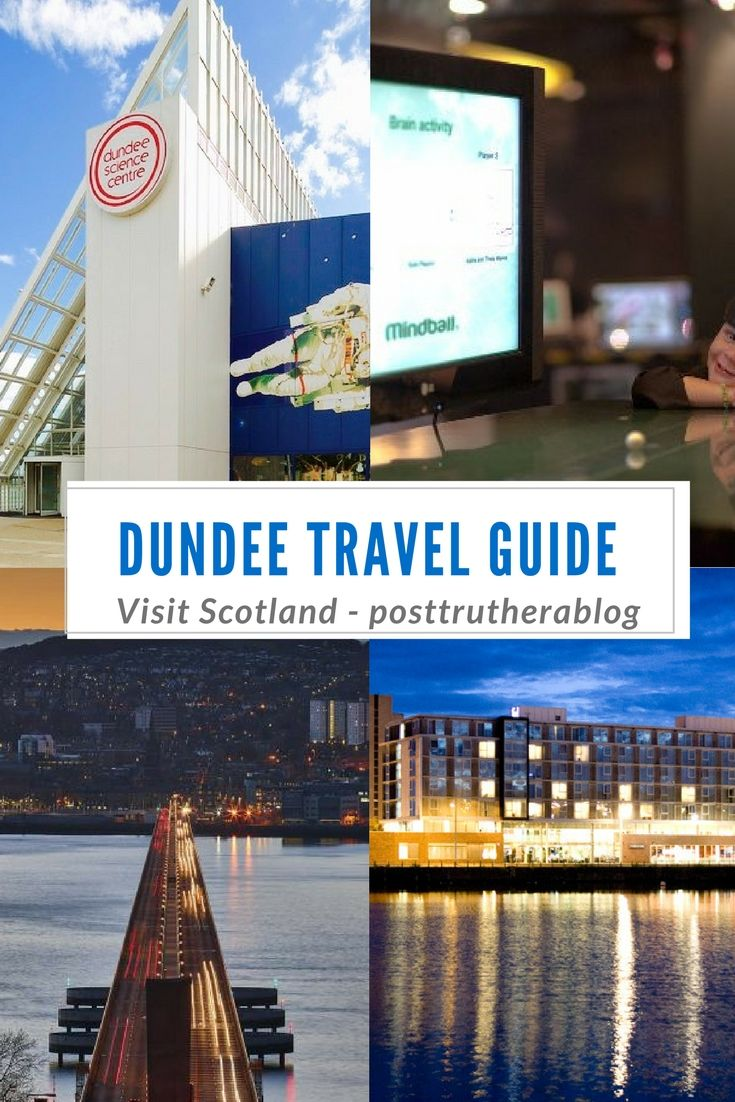 Dundee Travel Guide Dundee is a coastal city on the Firth of Tay estuary in eastern Scotland. Its regenerated waterfront has 2 nautical museums: RRS Discovery, Captain Scott's Antarctic expedition ship, and 19th-century warship, HM Frigate Unicorn.   North of the water, Verdant Works is a museum celebrating the city's jute-manufacturing heritage. The McManus: Dundee's Art Gallery & Museum displays art and archaeological finds.