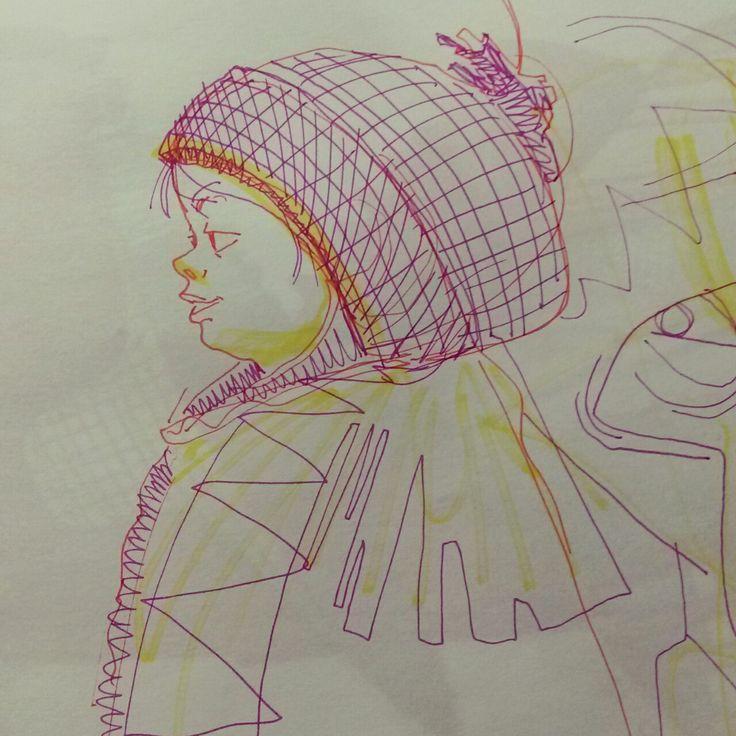 sketchbook - Welton Santos