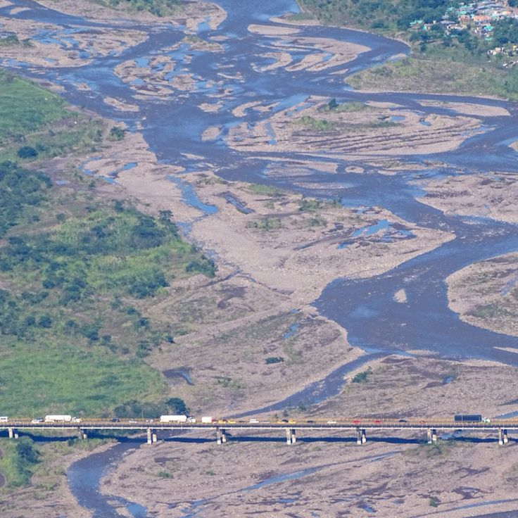 Río Guatiquia, Meta, Colombia