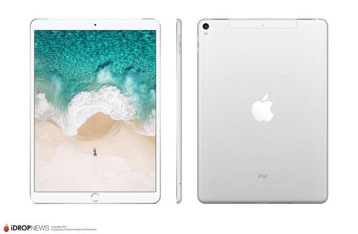 10.5 inç iPad Pro için Yeni Görseller Geldi