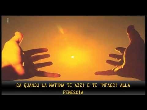 Sud Sound System - Me basta lu Sule ☼ (testo+traduzione) - YouTube
