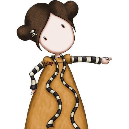 Vocabulario en imágenes. Maestra de Infantil y Primaria.: Muñecas Gorjuss. Gorjuss dolls.
