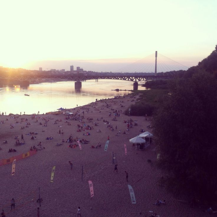 Warsaw, temat rzeka
