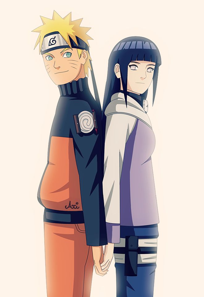 naruhina, simple and I like it