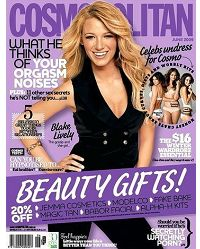 FREE 1-Year Subscription To Cosmopolitan Magazine on http://hunt4freebies.com
