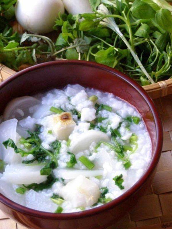 胃腸にやさしい、真冬のおかゆレシピ